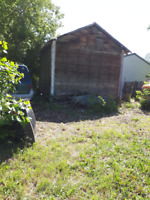 Looking for someone to demolish a shed