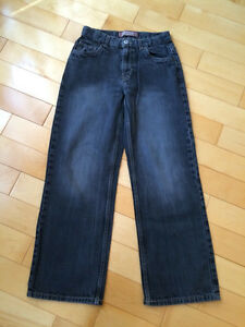 Levis size 12 with adjustable waist