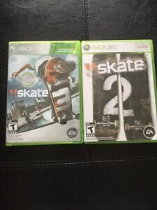 Skate 3 and 2