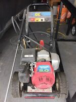 BE pressure washer 2700 psi powerful - excellent condition