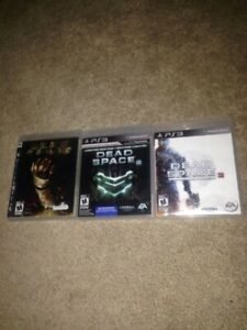 Dead Space Series Ps3