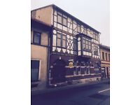 Germany Bar/Pub & Living Accommodation, £395 per week, GCH, Great Potential,