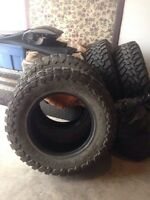 Tires in good shape