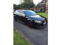 Audi s3 Sportback S Tronic Black Edition 2012 Immaculate 1 owner FASH may px rs3 gti golf r fr dsg