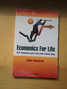New ! Economics for Life 101 lesson by Bruce Madariaga 3rd ed