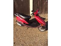 Honda Bali ex 100