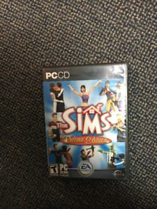 The Sims Deluxe Edition PC