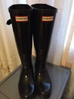 Hunter Boots brand new worn twice