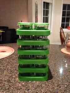 Green sprouts baby food containers