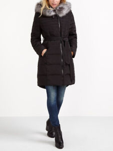 thyme maternity down coat