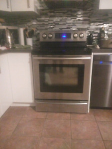 STAINSTEEL SAMSUNG CONVECTION OVEN