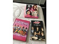 LM, the Saturdays and 1D book