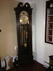 1900's Grandfather Clock