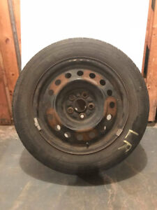 Selling 4 All Season Michelin Tires with Rim