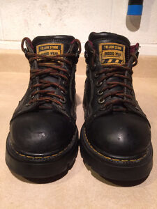 Men's Yellow Stone Rugged Wear Boots Size 10 London Ontario image 5