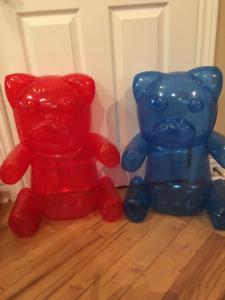 Inflatable Gummy Bears