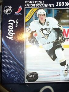 Brand New Sidney Crosby 300 Piece Jigsaw Puzzle - Reduced to $8.