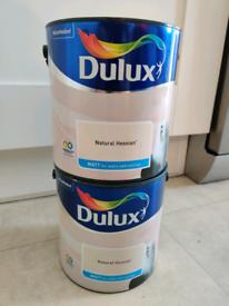 Dulux natural Hessian Matt 2 x 2.5l