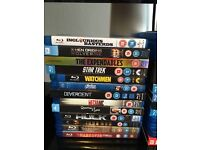 80 top blu ray titles for sale