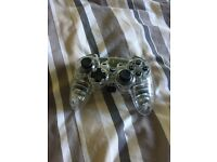 Dualshock light up PS3 controller