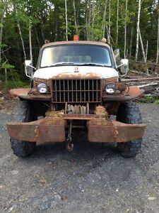 1946 Dodge military Powerwagon