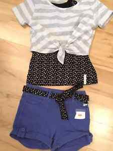 Triple Flip Size 1-2 (girls size 6-8) Summer Outfit REDUCED Edmonton Edmonton Area image 1