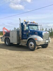 2014 Peterbilt Model 337 Fully Loaded Service Truck
