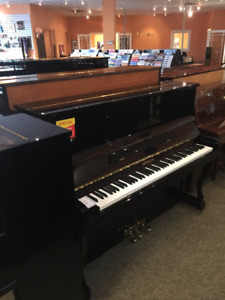 PRE-OWNED PIANOS FOR SALE!