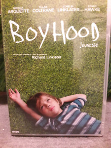 Boyhood DVD