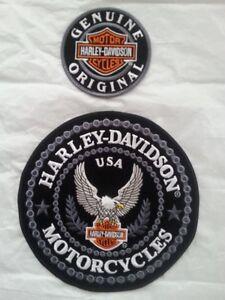 Écussons de collection  Harley-Davidson
