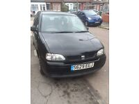 SEAT Arosa 1.4 Auto Petrol engine