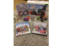 Disney Infinity 1.0 plus extras