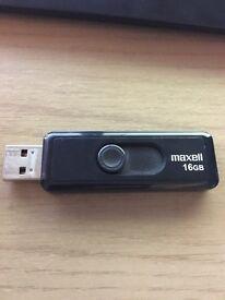 Maxell 16 USB