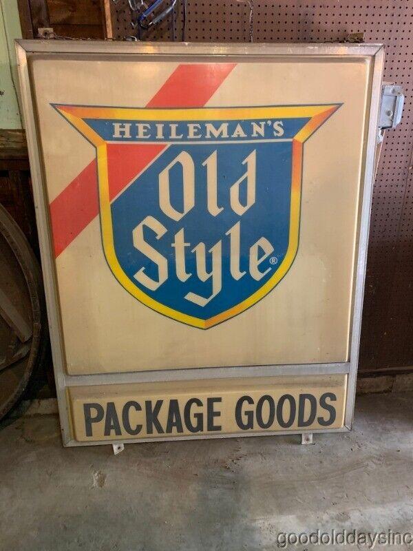 Huge Vintage Heileman