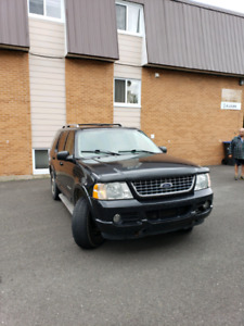 Ford explorer 2004 limeted