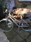 Giant bike aluminium frame fully loaded excellent condition