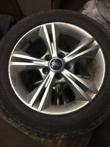 """Ford Focus Wheels and Tires  (set of 4) 16"""""""