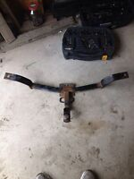 96-00 honda civic trailer hitch