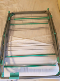 CHARITY SALE Clothes drying rack