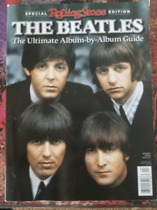 Rolling Stones: Beatles special edition mag