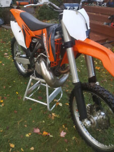MINT 2014 KTM250SX WEAPON