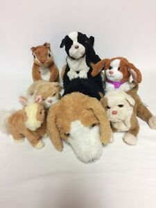 Furreal Friends Pet Lot All Work Dog Puppies Horse Cat 7 Toys London Ontario image 1