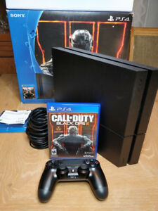 PS4 - Call of duty Black ops 3 Bundle