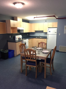 FULLY FURNISHED STUDENT APARTMENTS