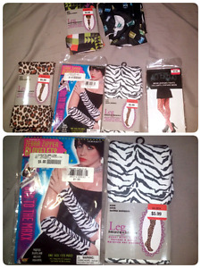 Lot of tights OS $5