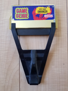 Game genie for NES