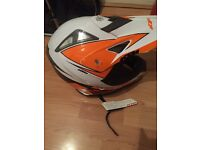 KTM racing helmet size L