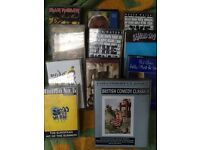 10 Music Cassette Tapes - to raise charity funds