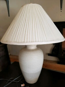 Table lamp mint condition