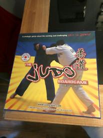 Judo Game Board
